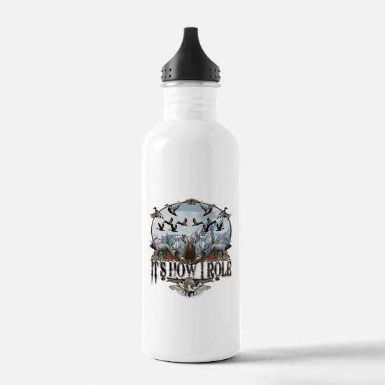 It's how I role Water Bottle
