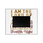 TwelfthNight Picture Frame