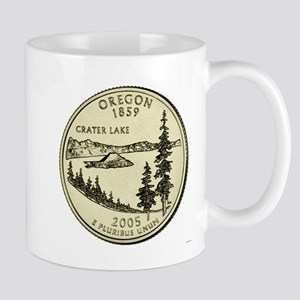 Oregon Quarter 2005 Basic Mugs