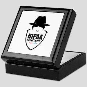 HIPAA Police 04 Keepsake Box
