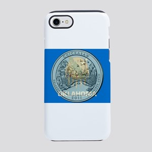 Oklahoma Quarter 2011 iPhone 7 Tough Case