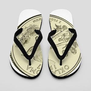 Oklahoma Quarter 2008 Basic Flip Flops