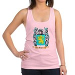 Anger Racerback Tank Top