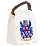 Anger 2 Canvas Lunch Bag
