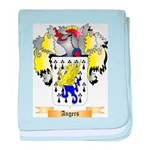 Angers baby blanket
