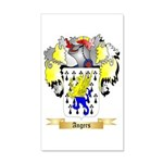 Angers 20x12 Wall Decal