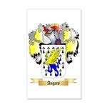 Angers 35x21 Wall Decal