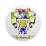 Angers Ornament (Round)
