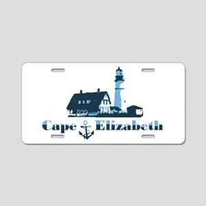 Cape Elizabeth ME - Lighthouse Design. Aluminum Li