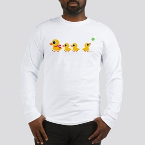Distracted Duck Long Sleeve T-Shirt