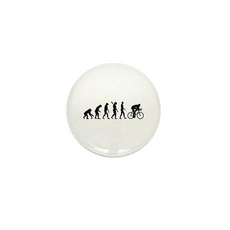 Evolution cycling bike Mini Button (100 pack)