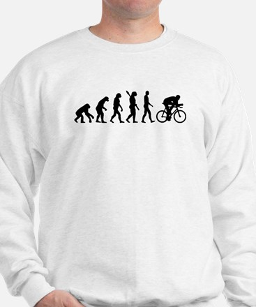 Evolution cycling bike Sweatshirt