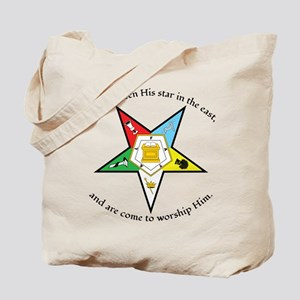 Eastern Star Matthew 2:2 Tote Bag