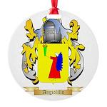 Angiolillo Round Ornament