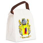 Angiolillo Canvas Lunch Bag