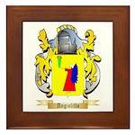 Angiolillo Framed Tile