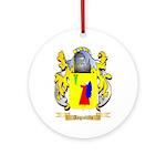 Angiolillo Ornament (Round)