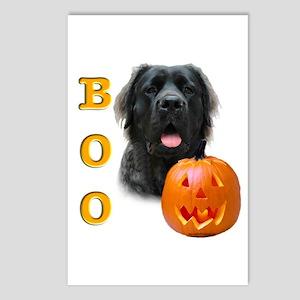 Halloween Mastiff Boo #5 Postcards (Package of 8)