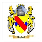 Angland Square Car Magnet 3