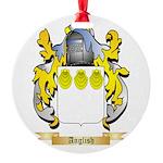 Anglish Round Ornament
