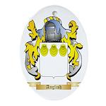 Anglish Ornament (Oval)
