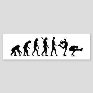 Evolution Figure skating Sticker (Bumper)