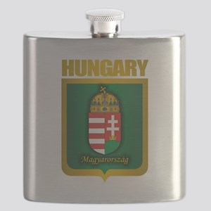 Hungarian Gold Flask