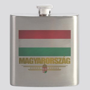 Hungary (Flag 10) Flask
