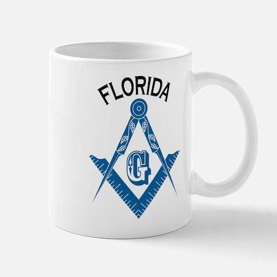 Florida Freemason Mug