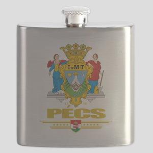 Pecs COA (Flag 10) Flask