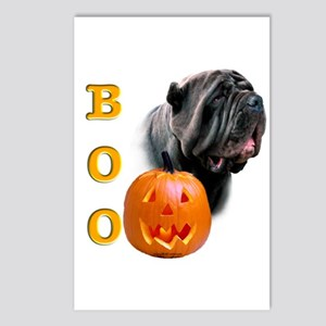 Halloween Neo Boo Postcards (Package of 8)