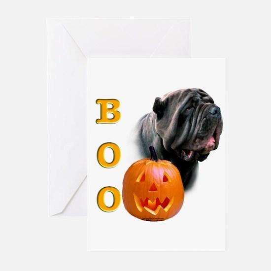 Halloween Neo Boo Greeting Cards (Pk of 10)