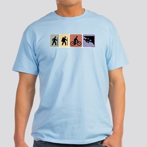Multi Sport Guys Light Color T-Shirt