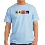 Multi Sport Guys Light Color T-Shirt