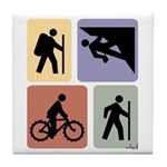 Multi Sport Guys: Tile Coaster