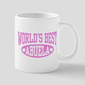 World's Best Abuela Mug