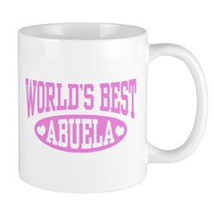 World's Best Abuela Mug