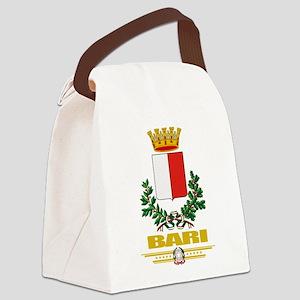 Bari (Flag 10) Canvas Lunch Bag