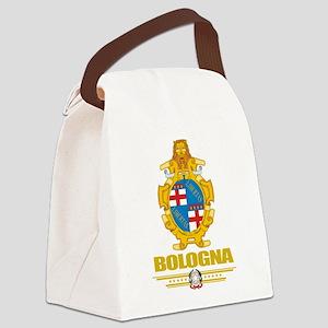 Bologna (Flag 10) Canvas Lunch Bag