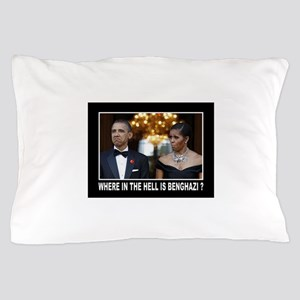 BENGHAZI? Pillow Case
