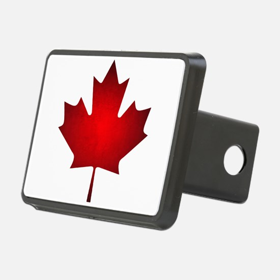Maple Leaf Grunge Hitch Cover