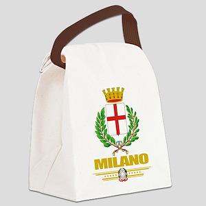 Milano (Flag 10) Canvas Lunch Bag