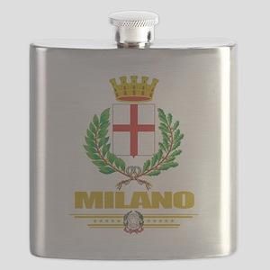 Milano (Flag 10) Flask
