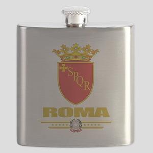 Rome (Flag 10) Flask
