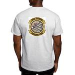 Rock Climbing Nuts: Ash Grey T-Shirt