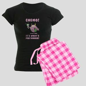 CHEMO Women's Dark Pajamas
