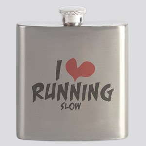 Funny I heart running slow Flask