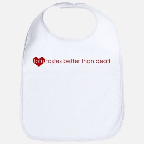 Tofu Heart Bib