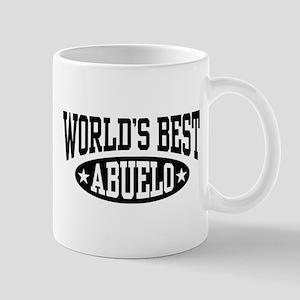 World's Best Abuelo Mug