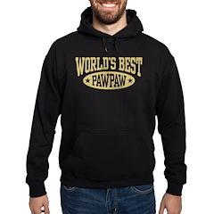 World's Best PawPaw Hoodie (dark)